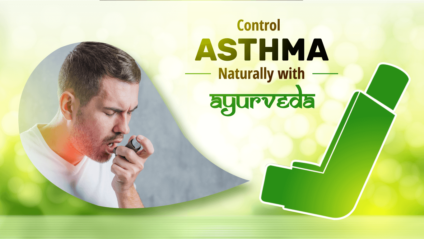 Treating Bronchial Asthma with Ayurveda's Holistic Approach